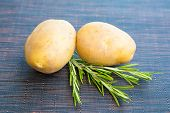 Rosemary And Potato