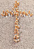 Cross Of Cigarettes