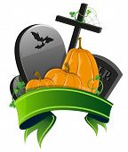 Pumpkins And Graves