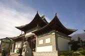 Li Jiang Town In China