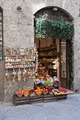 Grocery Shop In Siena