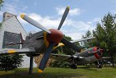 World War II Replica Planes