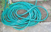 Roll Of Water Hose