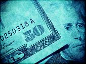 American Dollars Abstract Background