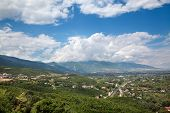 picture of macedonia  - View from Platamonas  - JPG