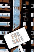 Property For Sale Illustration
