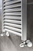 Bathroom Heater Perspective