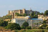 Fortress in Selcuk