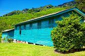 Local Village Of Tea Collectors In Cameron Highlands