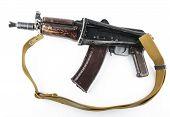 Kalashnikov Rifle.