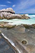 Anse Aux Cedres, La Digue, Seychelles