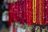 Plastic Souvenir Necklaces, Seychelles