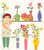 The Flower Vendor.eps