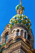 Church of the Savior on blood in Saint-Petersburg