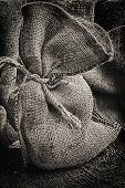 Bag From  Sacking