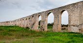 Kamares Aqueduct, Larnaca Cyprus
