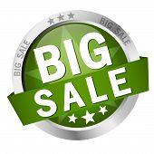 Button - Big Sale