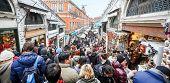 Rialto Markets In Italy