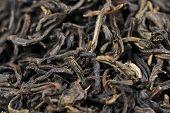 Macro Of Lapsang Souchong Tea