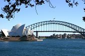 Sydney On A Sunny Day