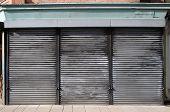 Metal  Shop Shutters