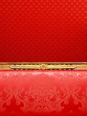 Abstract luxury fabric background