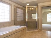 Luxury Bathroom Tub Shower