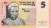 5 Naira Banknote