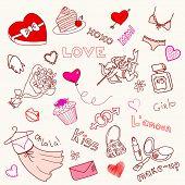 Valentine Doodles