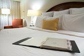 Hotel Service Menu