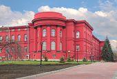 Taras Shevchenko National University In Kyiv, Ukraine.