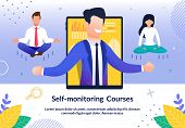 Self-monitoring Courses, Self-control Seminar, Consciousness And Willpower Online Training Trendy Fl poster