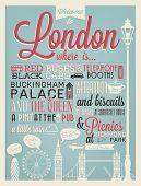 Fondo tipográfico de Londres