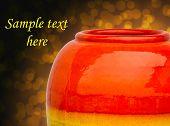 Ceramics Color Jars