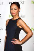 LOS ANGELES - MAR 10:  Carla Santana arrives at the