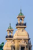 Turrets of Monte Carlo Casino