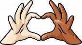 Diversiteit hart