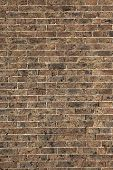 Old England Brick Wall Texture / Vertical