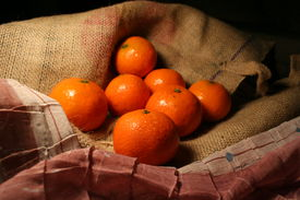 image of mandarin orange  - mandarin fruits - JPG