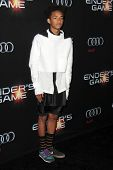 LOS ANGELES - OCT 28:  Jaden Smith at the