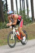 Triathlete Jason Mcmillian Of Cedar Park, Tx