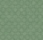 Green Interlaced Squares Textured Fabric Background