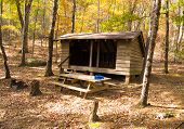 Niday Shelter on the Appalachian Trail