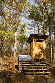 Composting Privy on the Appalachian Trail
