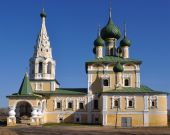 Church In Uglich
