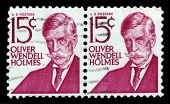 Oliver Wendell Holmes,american Poet And Physician