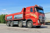 Volvo Fh 480 Dump Truck