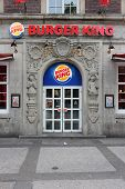 Burger King Fast Food