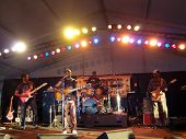 Toots And The Maytals Plays Reggae Music On Stage At The Marin County Fair