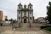 Igreja De Santo Ildefonso Church In Porto